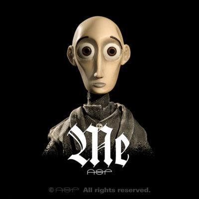 """ASP """"Me"""" Puppe aus dem Video """"Me"""""""