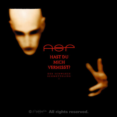 "ASP Album-Cover ""Hast Du mich vermisst?"""
