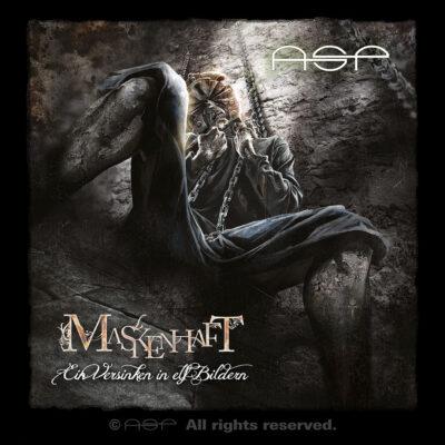 """ASP Album-Cover """"Maskenhaft"""""""