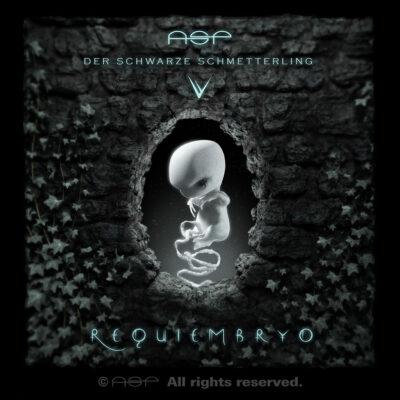 """ASP Album-Cover """"Requiembryo"""""""