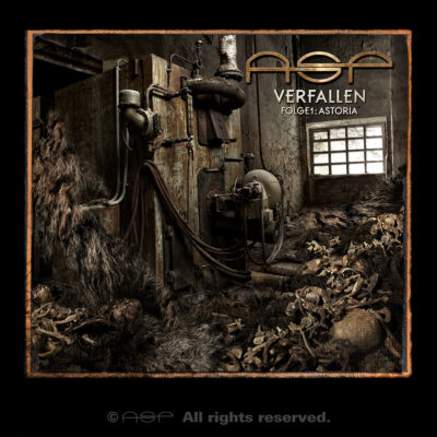 "ASP Album-Cover ""Verfallen 1: Astoria"""