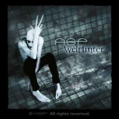 "ASP Album-Cover ""Weltunter"""