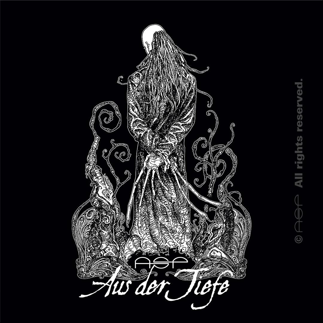 Tour-Shirt (Vorderseite) Aus der Tiefe Tour 2005 © ASP