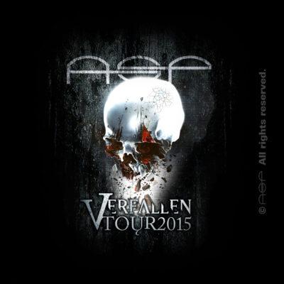 """Tour 2015 """"Verfallen"""""""