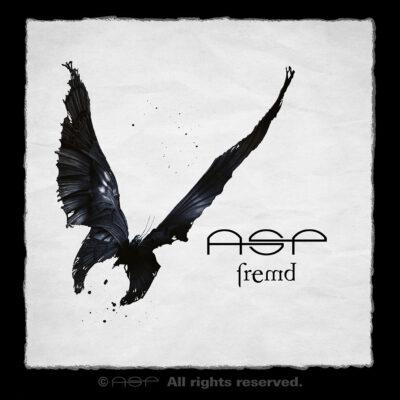 """ASP Album-Cover """"fremd"""""""