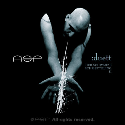 """ASP Album-Cover """":duett"""""""