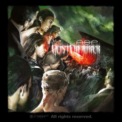 """ASP Album-Cover """"GeistErfahrer"""""""